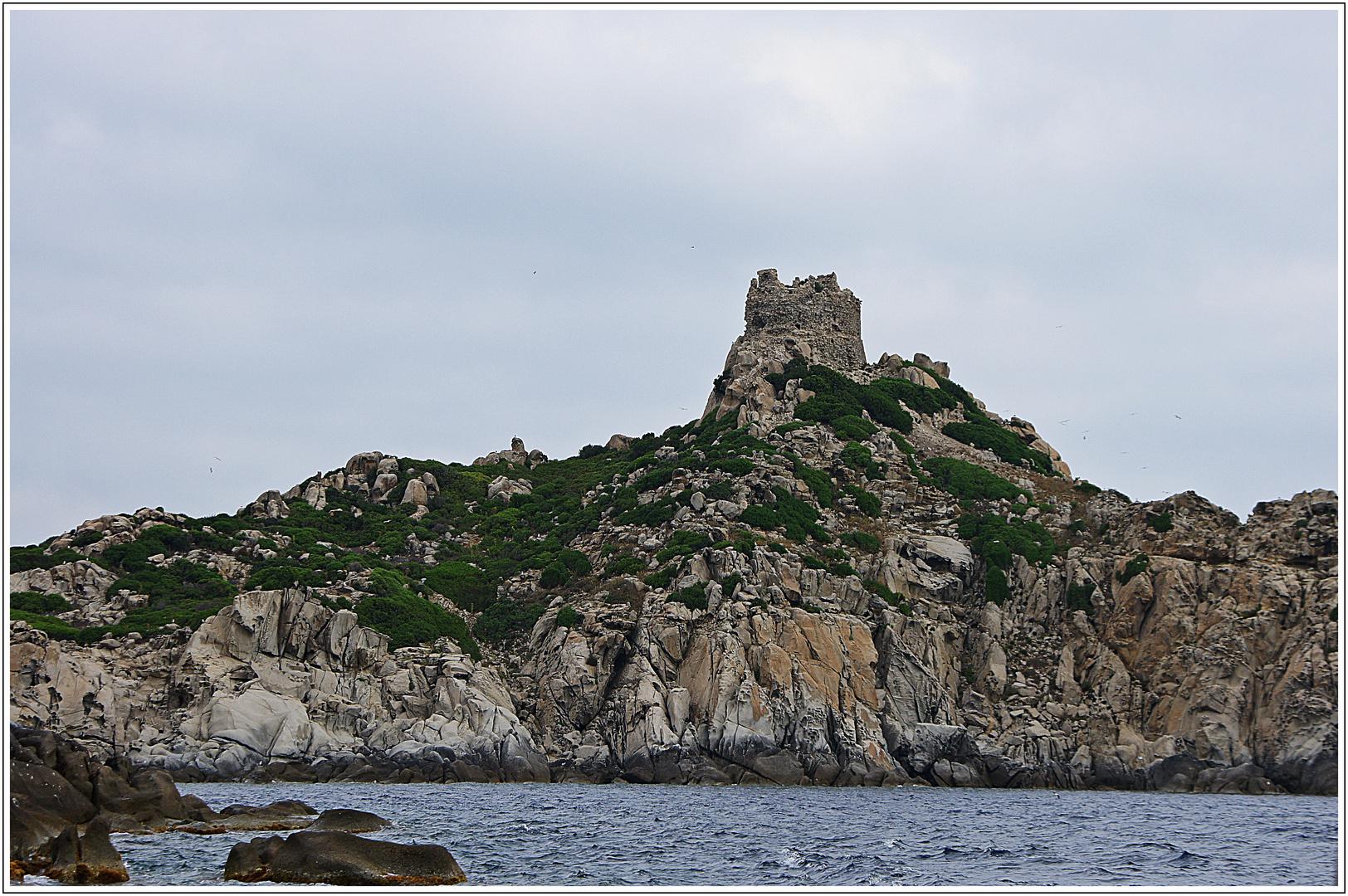 Costa Rei; Isola Serpentara