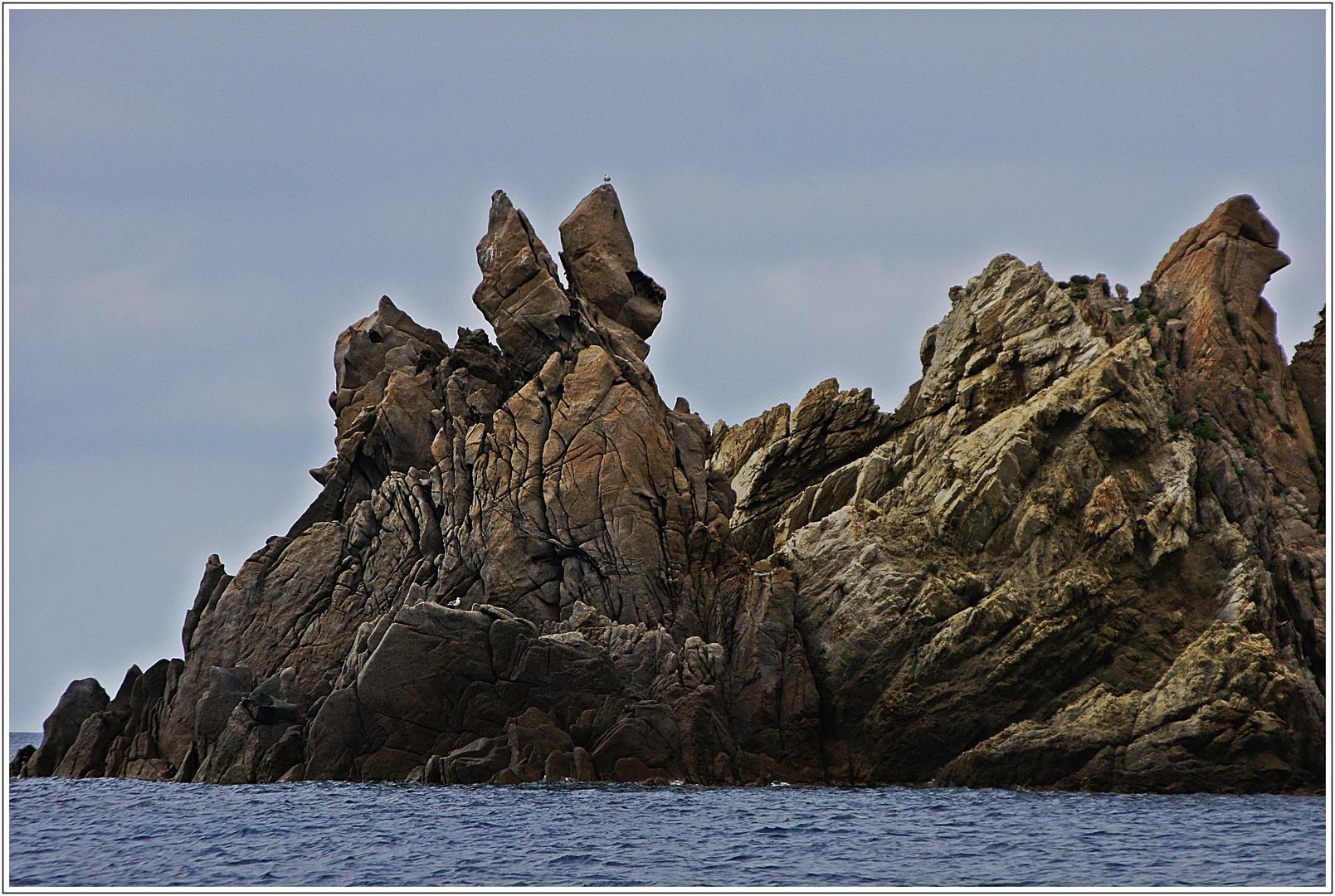 Costa Rei; Punta de ls Cappuccinos