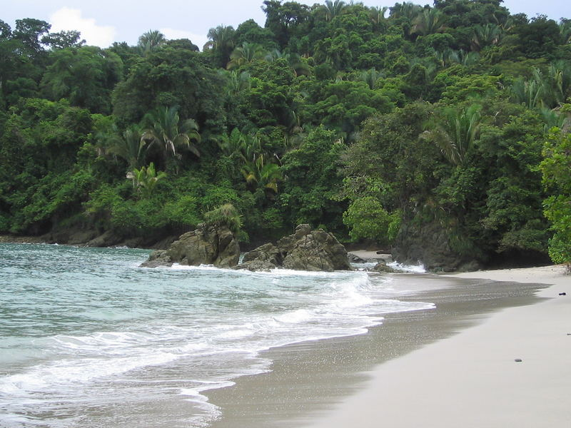 Costa Rica Nationalpark Manuel Antonio