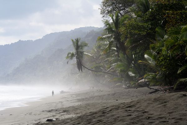 Costa Rica, Strand