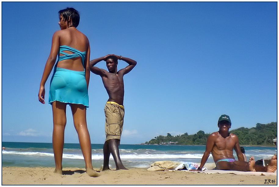 Costa Rica Strandidylle