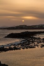 Costa Teguise am Abend