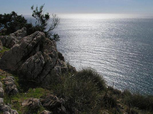 Costa Tropical bei Almuñecar