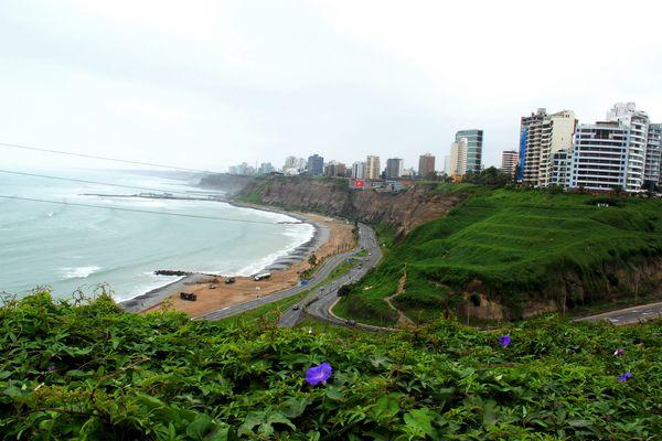 Costa Verde, Lima Perú