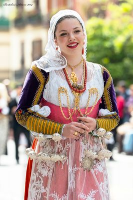 Costumi di Sardegna - Ittiri -