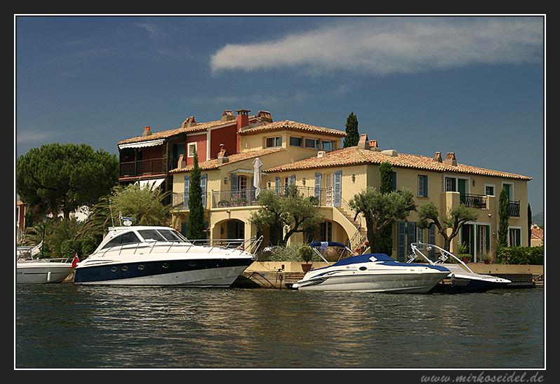Côte d' Azur - Port Grimaud