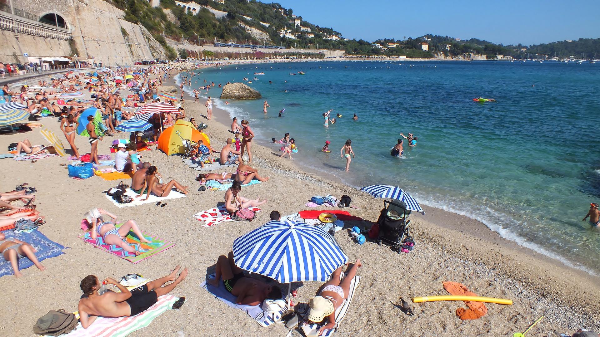Côte d'Azur: Villefranche-sur-mer, azur et autres couleurs