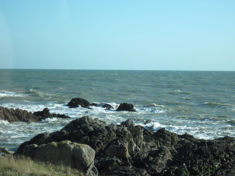 côtes sauvages du croisic