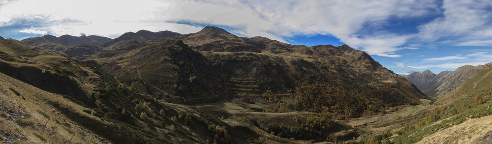 Coth de Varradós ( Val d'Aran Lleida Catalunya )