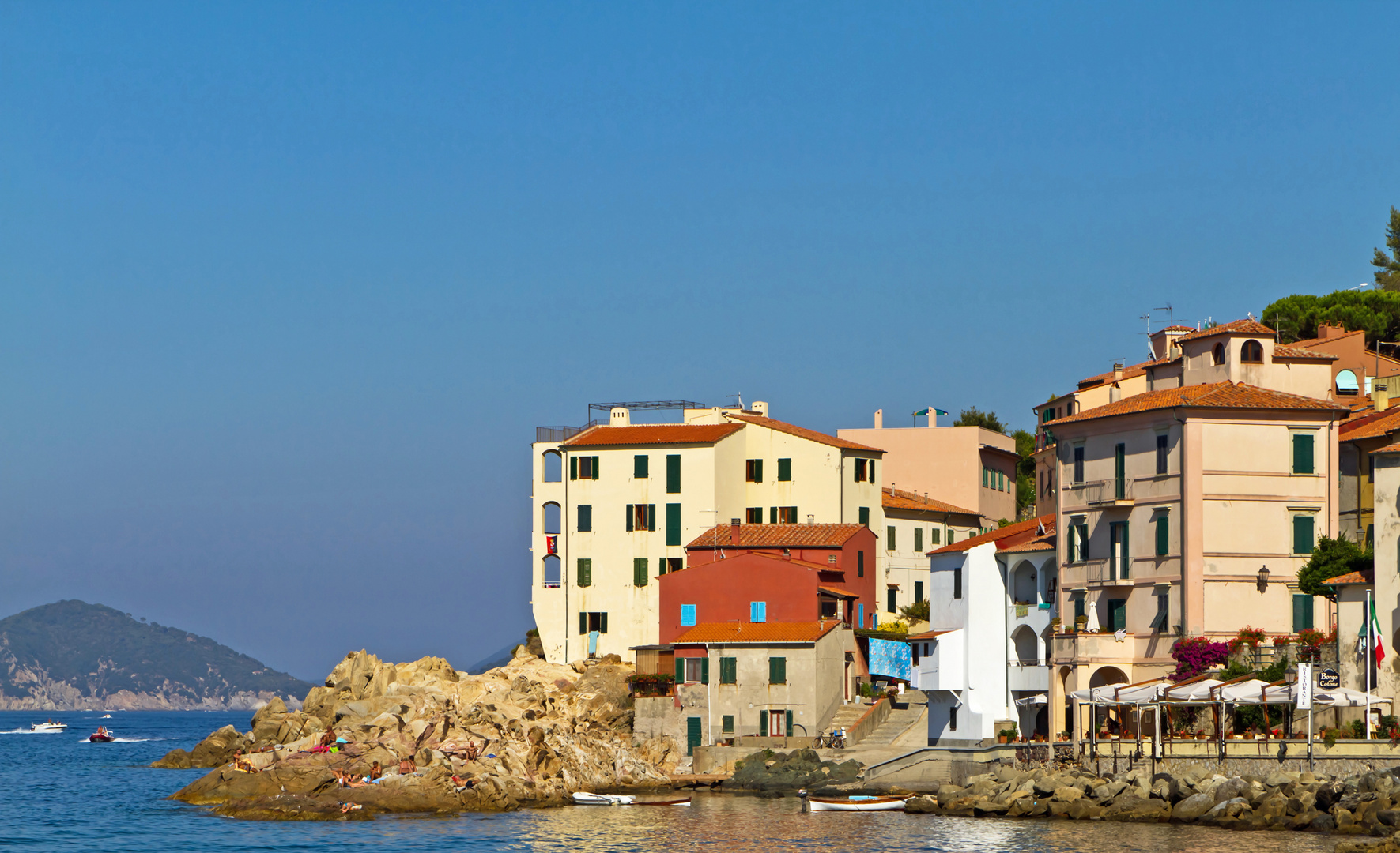 Cotone in Marciana Marina