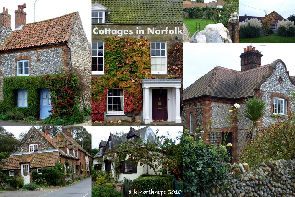 cottages in norfolk landh user in norfolk foto bild europe united kingdom ireland. Black Bedroom Furniture Sets. Home Design Ideas