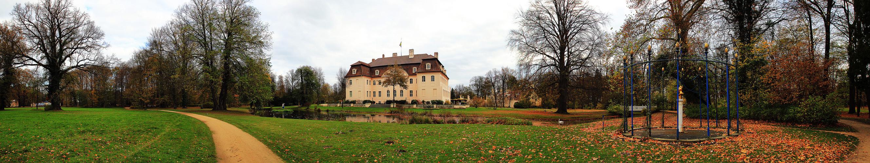 Cottbus, Schloß Branitz