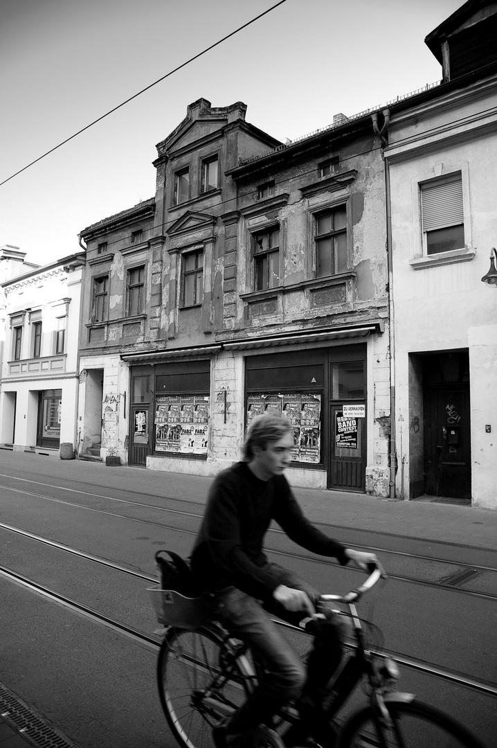 Cottbuser mit ihrem Fahrraeder 02