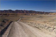Cottonwood Canyon Road - Nahe Page