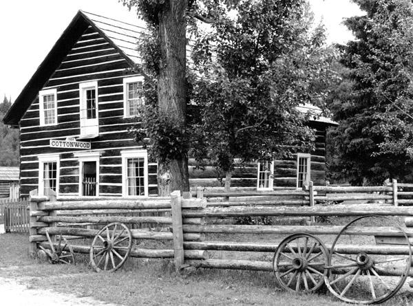 Cottonwood House SW II