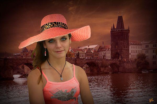 Couchant à Prague