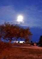 couché de lune
