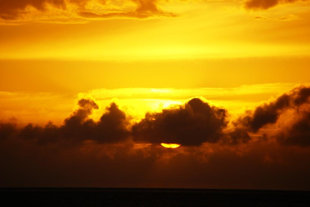 Couché de soleil 2