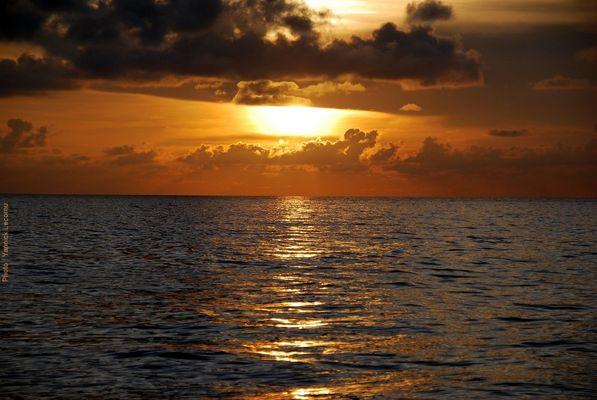 Couché de soleil - Koh Chang - Thaïlande