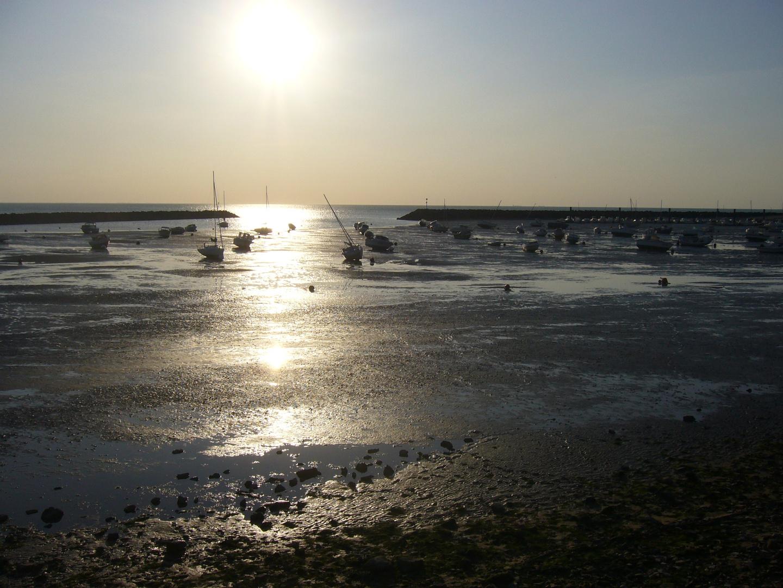 Coucher de soleil à Chatelaillon