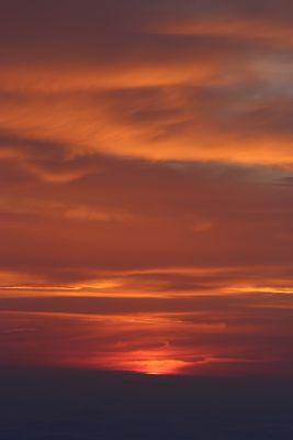 Coucher de soleil au Pic du Midi 2