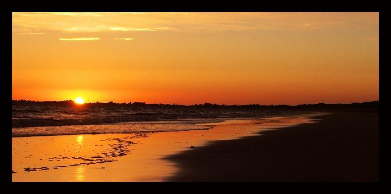 Coucher de soleil - Ile de Noirmoutier