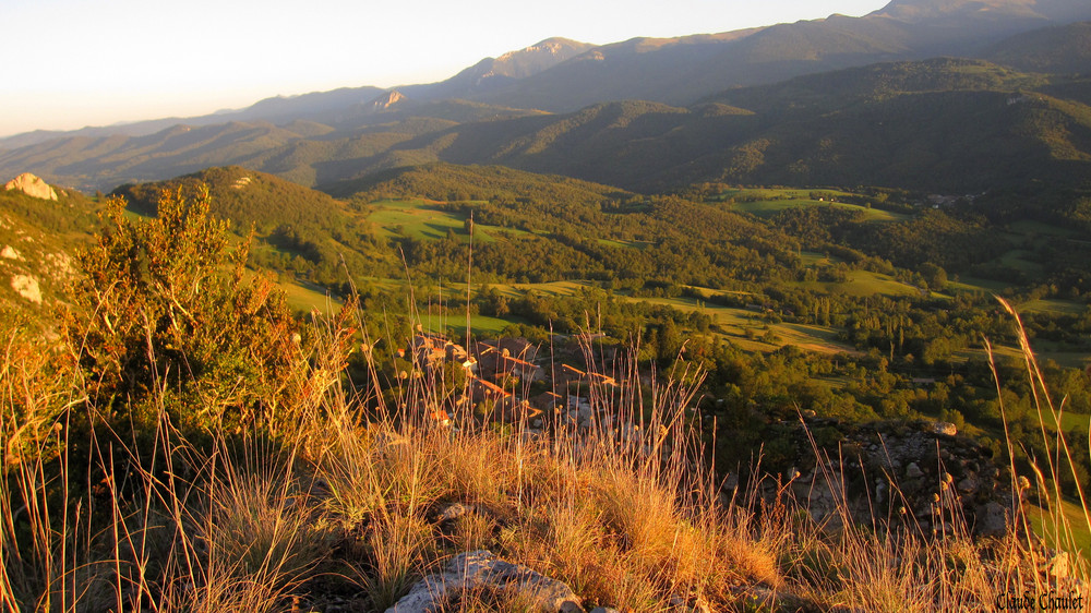 coucher de soleil occitan II
