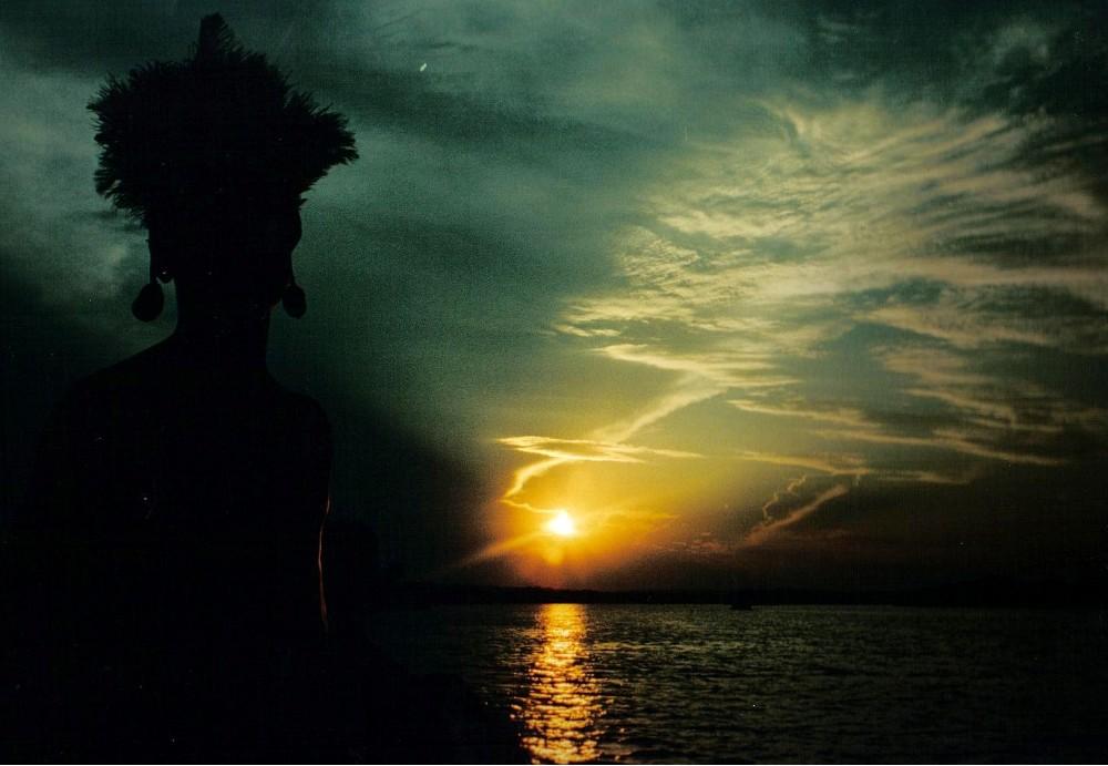 coucher de soleil sur le Zambèze (redressé)