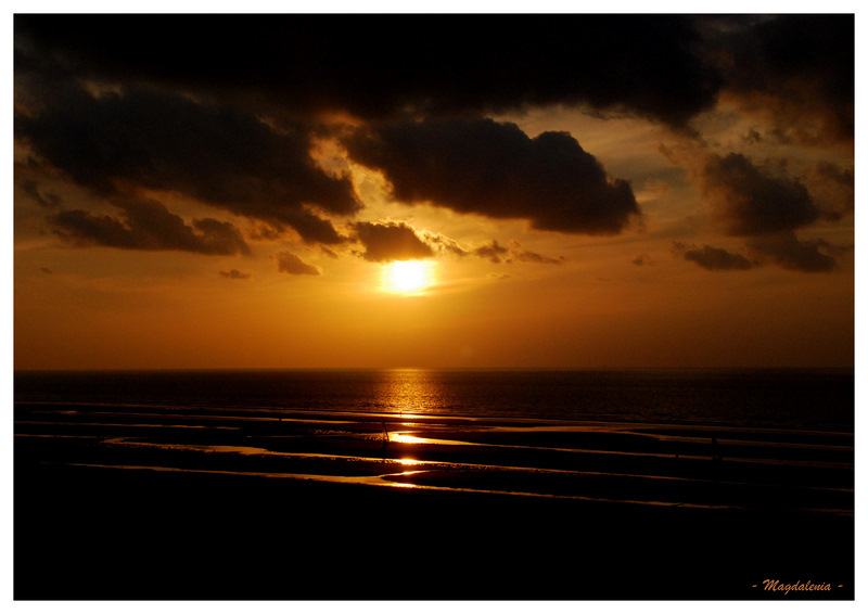 """""""Coucher d'or"""""""