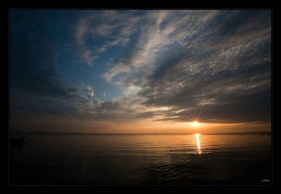 ....coucher du soleil....