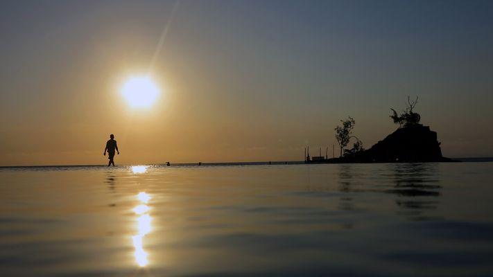 coucher du soleil sur st marie 2