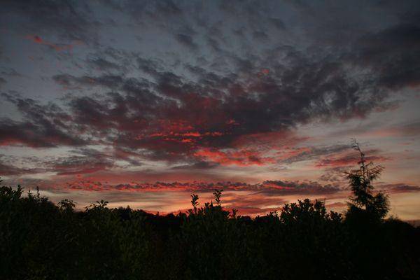 couleur du ciel