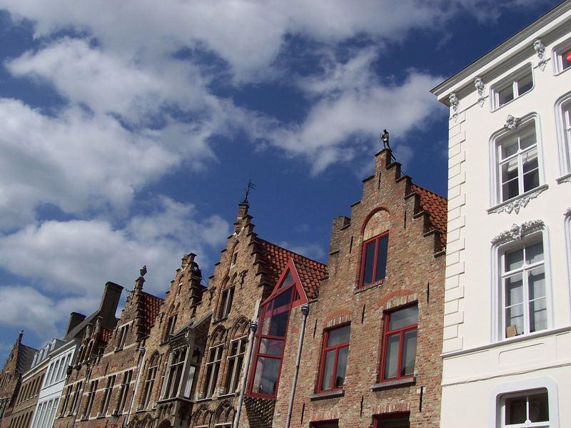 couleurs de Bruges