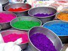 couleurs de l'Inde