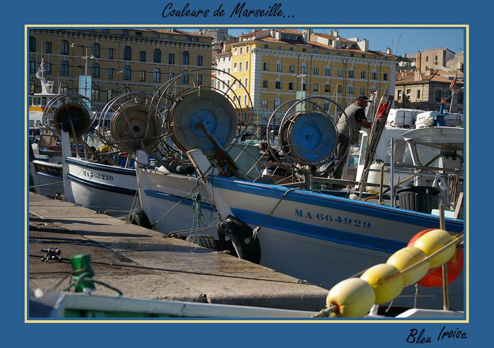 Couleurs de Marseille