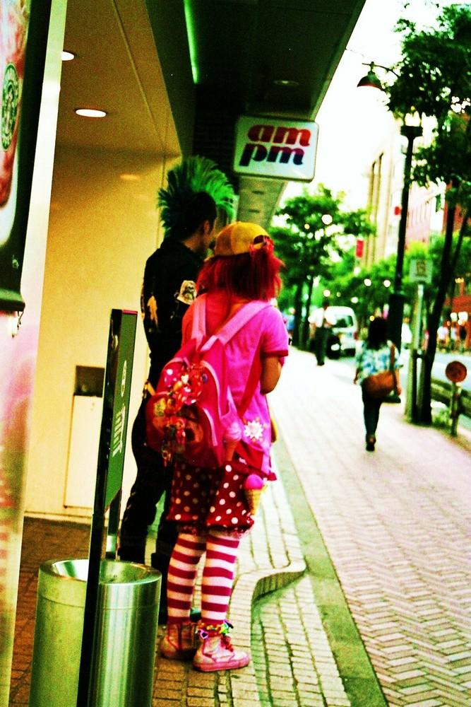 couleurs de rue 2 A