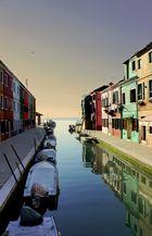 Couleurs de Venise - Burano 1