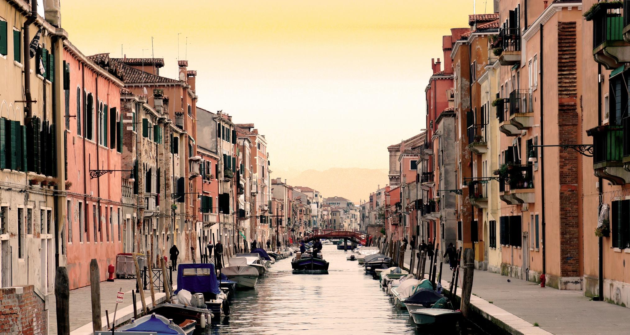 Couleurs de Venise - Cannaregio 1