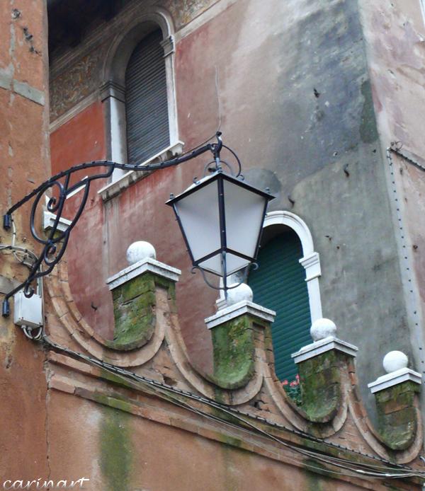 Couleurs de Venise / Venezianische Farbpalette