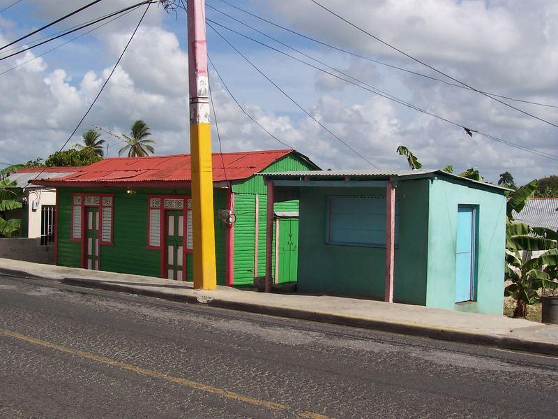 couleurs des Caraïbes