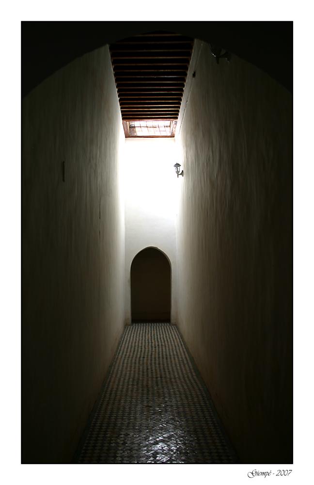 Couloir de la Bahia