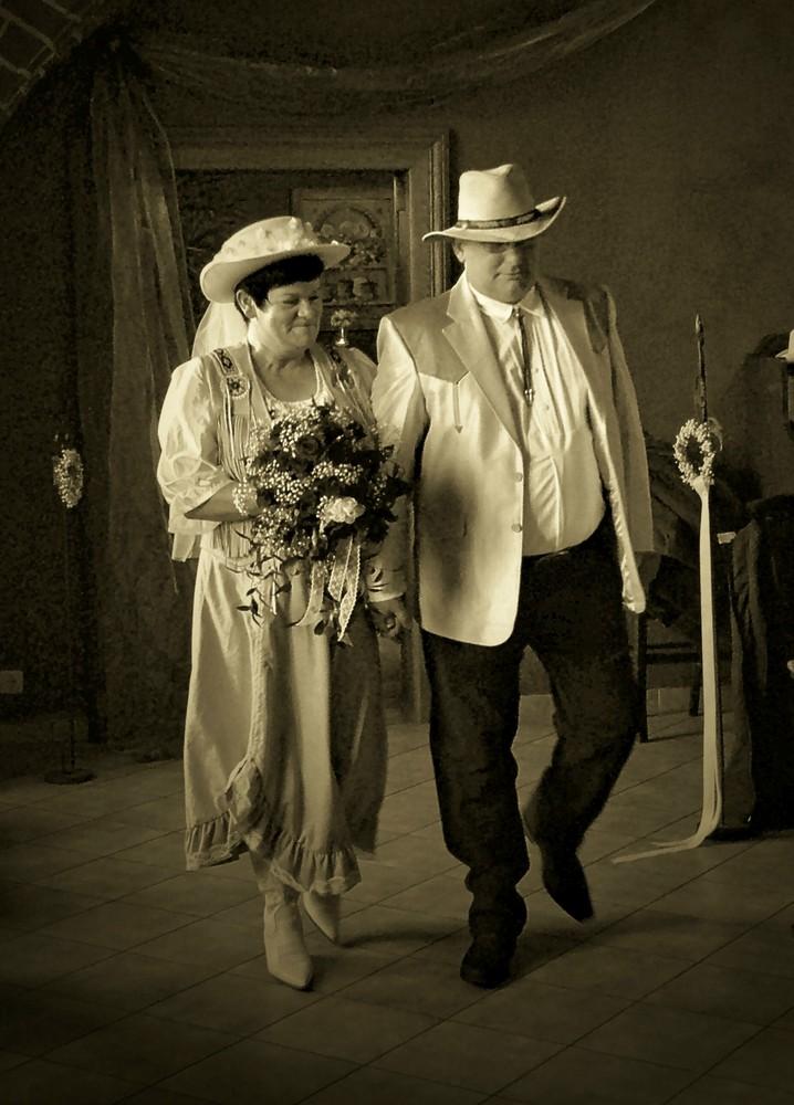 Country-Hochzeit