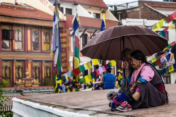 Couple népalais