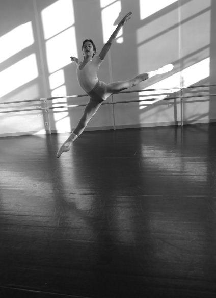 Cours de danse .