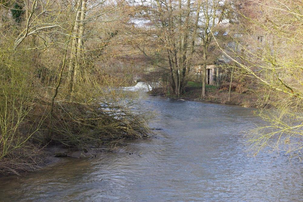 cours d'eau lac du canada Beauvais