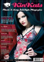 Cover Kinkats Magazin N°2