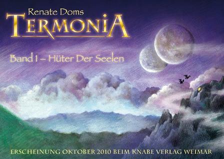 Cover Termonia Band 1 Hüter der Seelen