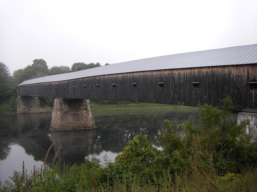 Covered Bridge, VERMONT