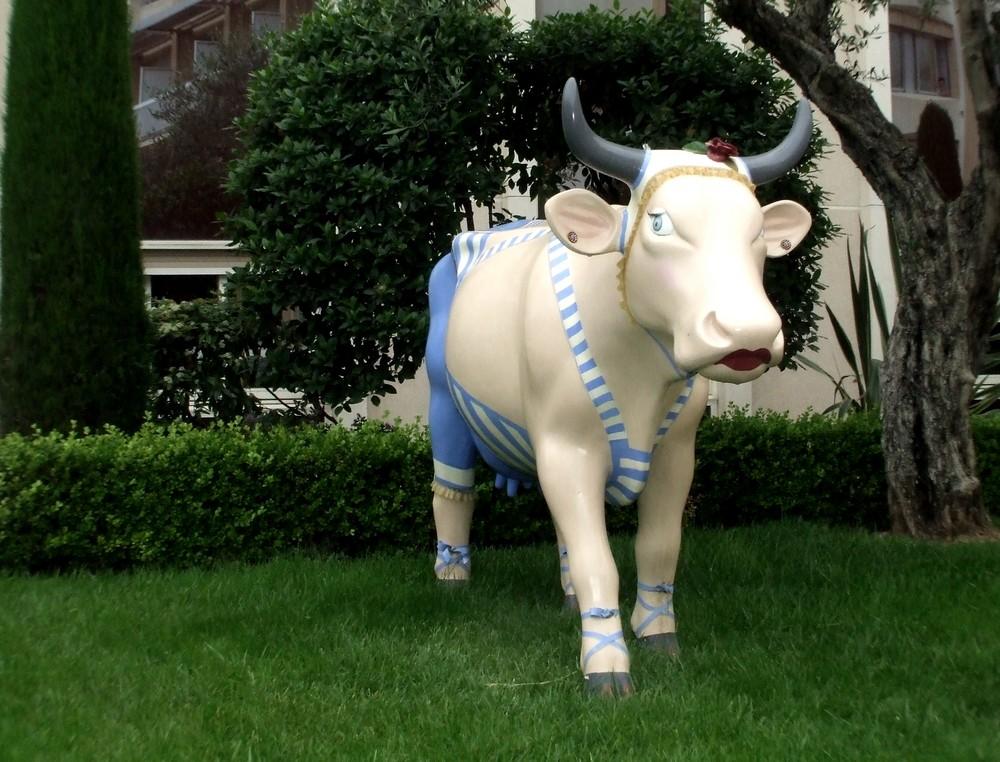 Cow Parade Monaco