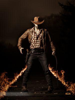 Cowboy from hell (Andrey DAS & Frederic Amadu)